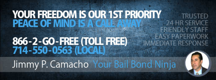Orange County Bail Bonds Call Now